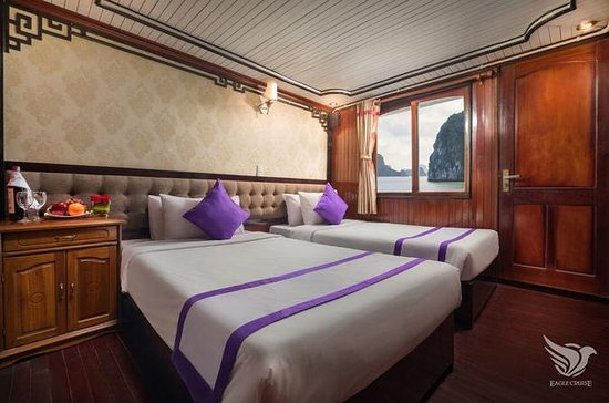 Amazing 3 days Cruise from Hanoi with...