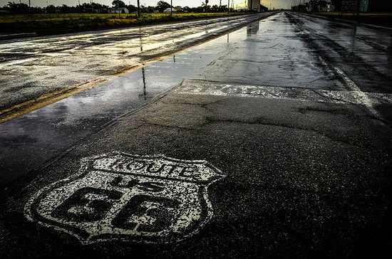 Route 66 guidet tur