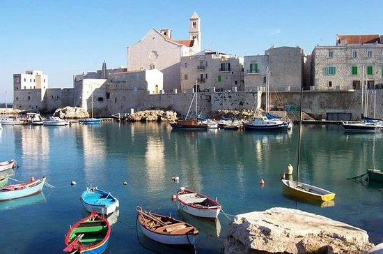 WALKING TOUR OF GIOVINAZZO WITH AN...