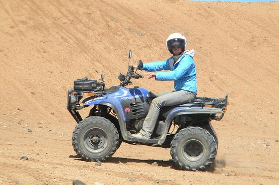 Lanzarote Off Road Quad Tours