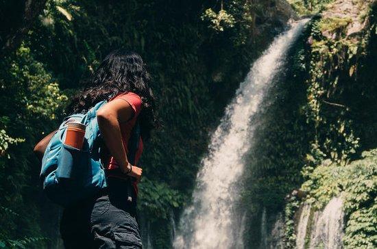 Fantastiska Senaru vattenfall ...