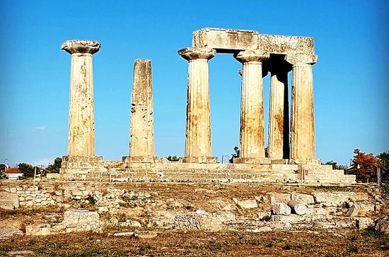Private Luxury Canal & Ancient Corinth...