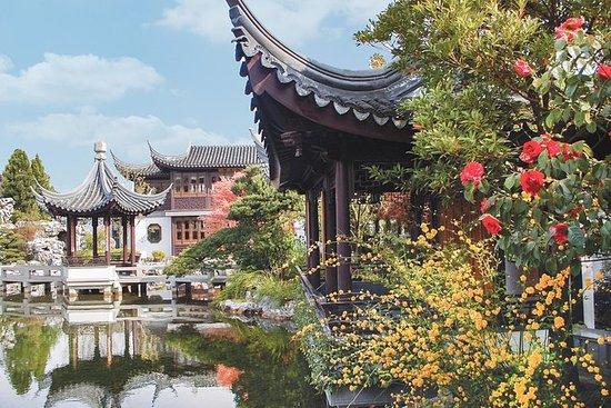 Stehplätze Lan Su Chinese Garden
