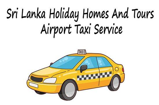 Sri Lanka Airport Taxi