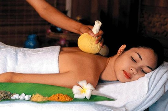 Massaggio termale Cebu Goong