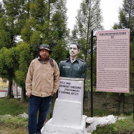 JASWANTGARH WAR MEMORIAL