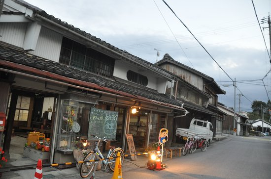 Maibara-shuku Historic Place
