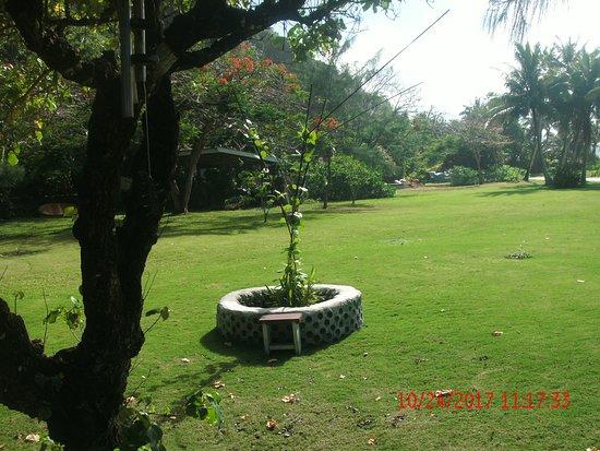 Ofu, Amerikanisch-Samoa: Beautiful grounds