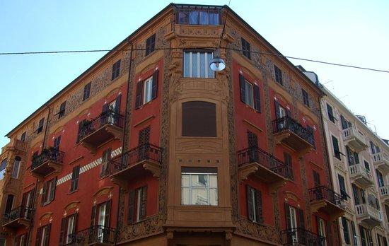 Savona, Italy: старый город