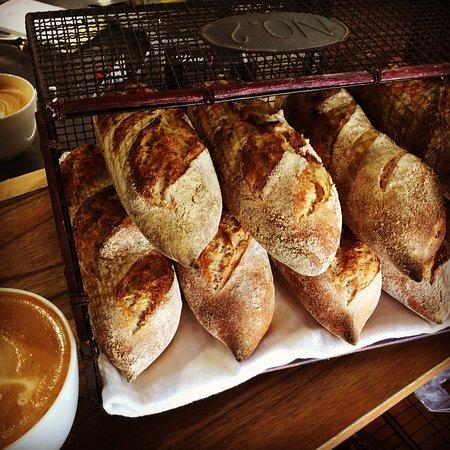 Blend Providore Fine Food & Coffee: Bambina baguettes