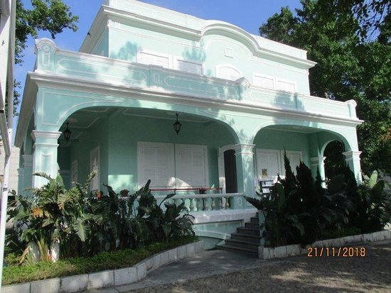 The Taipa Houses Museum: one of the five houses