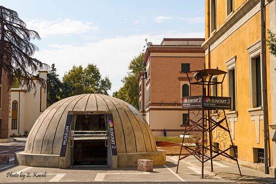 BunkArt 2: Bunkart, Tirana, Albania. (Museo della Memoria)
