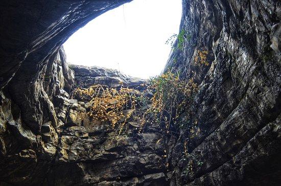 Belum Caves: Pit