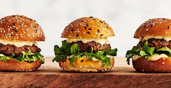 Marion, أستراليا: Beef & Chorizo Sliders