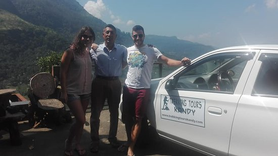 Kandy Trekking Tours