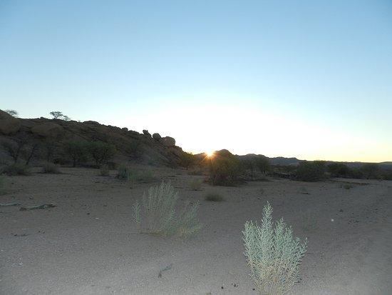 Namibia: IL deserto