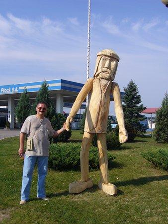 Horbow, Polandia: И всяко разно резные деревяшечки...