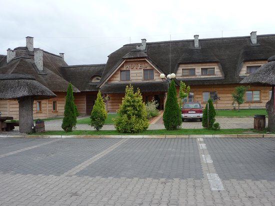 """Horbow, Poland: """"Паждеро"""" - очень мило и уютно"""