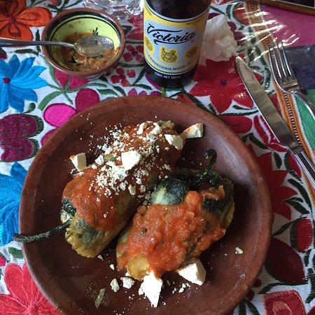 Yummy food from Que Rico Es Oaxaca