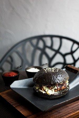 Блючиз бургер  Blu cheese burger