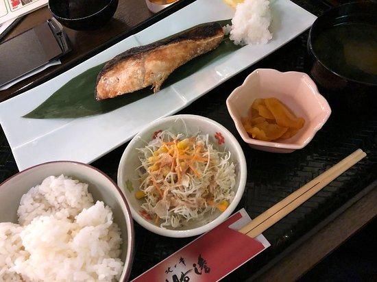 Kitanosachi Kushiroko Shinjuku: ときしらず定食