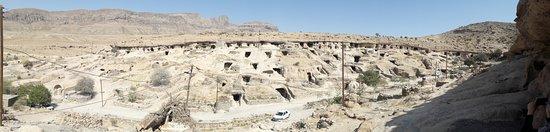 Maymand, Iran: landscape