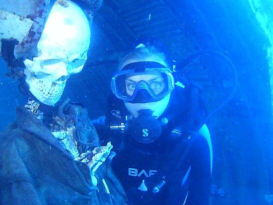 "Diving Club ""Nautilus-aqaba"": местный пилот-красавчик)) я сражена)))"