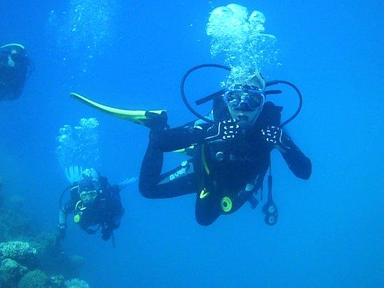"Diving Club ""Nautilus-aqaba"": это мой КОСМОС!"