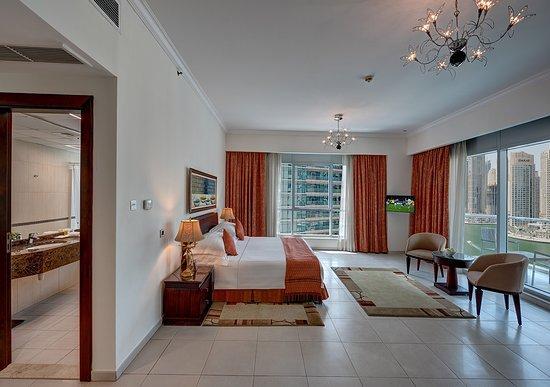 Master Bedroom - 3 Bedroom Apartment