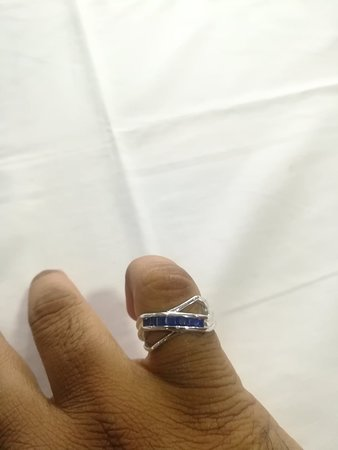 Blue Sapphire Ring Collection