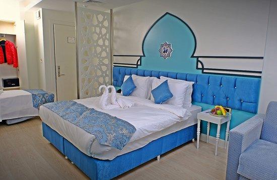 Istanbul, Turkey: kralice hotel