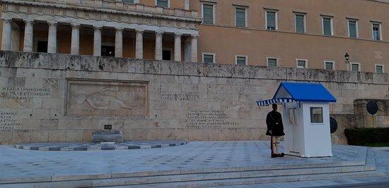Μνημείο Αγνώστου Στρατιώτη Αθήνα .