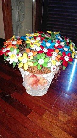La Bottega d'Abbruzzo: una vera esplosione di colori e di confetti!