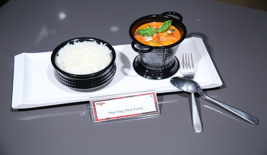 Thai Veg Red Curry