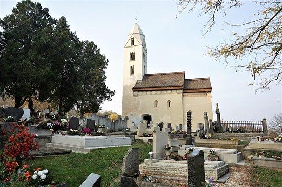 Mary Magdalene church in Egregy: «Прикосновение ко Времени» – 16