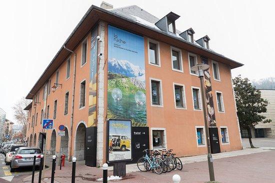 Office de Tourisme de Chambery Saveurs et Nature