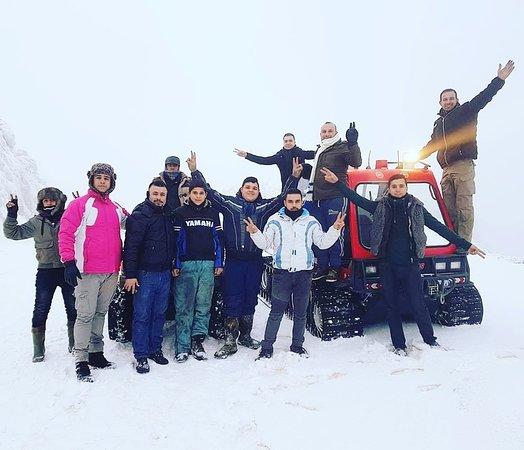 Safin mountain kurdistan guides