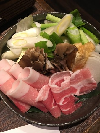 Eye-opening traditional sukiyaki