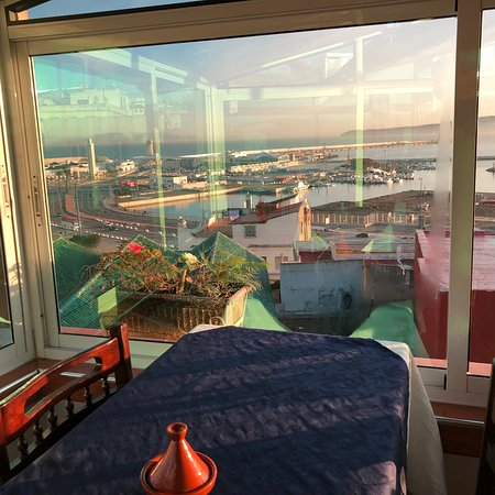 Hotel Mamora: Lovely Breakfast view
