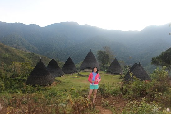 Wae Rebo Village صورة فوتوغرافية
