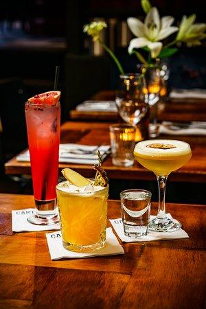 Carter: Cocktails