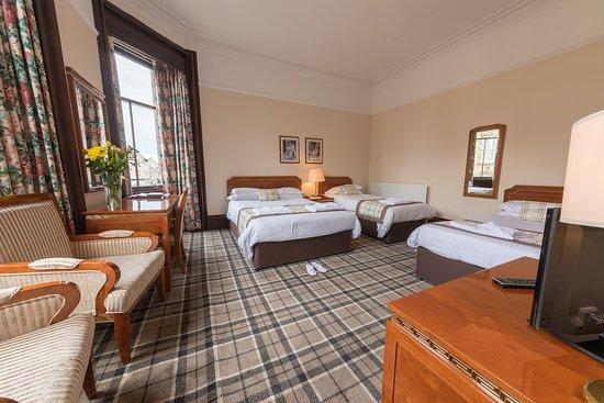 Muthu Royal Thurso Hotel: Family Room