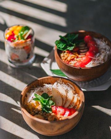 Sendok Warung Canggu: Smoothie Bowl