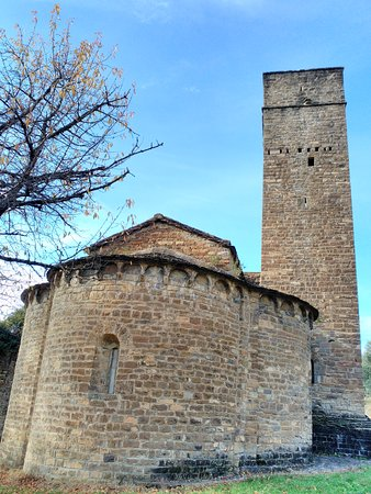 Iglesia de San Juan de Toledo de Lanata