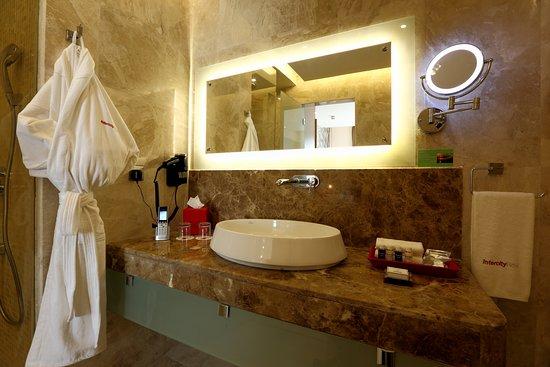 IntercityHotel Riyadh Malaz: Deluxe Suite Bathroom