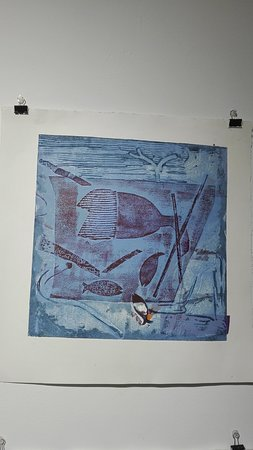 Museo Boca del Calvari: Detalle.