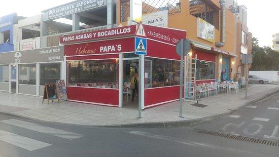 Snack/Bar, Papas, Tapas, El Rincón de Raul.