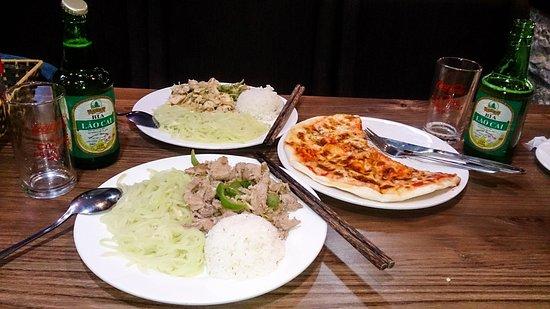 Sapa Hills Restaurant: Dinner will never be the same.