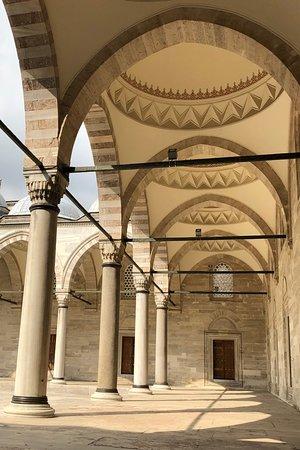 Istanbul, Turkey: Moschea di Solimano