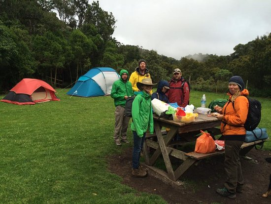 Eco Caminhos: camping weekend in the mountains